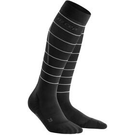 cep Reflective Socks Men, negro